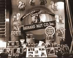 Barnard Nut Co - History